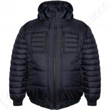 Зимняя куртка тёмно синего цвета Miele