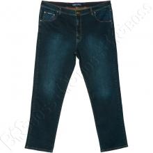 Осенние джинсы с зеленоватым оттенком Dekons