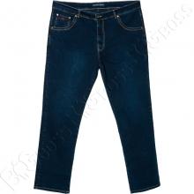 Осенние джинсы тёмно синего цвета Dekons