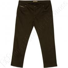 Осенние штаны оливкового цвета Dekons