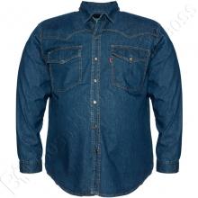 Джинсовая рубашка Dekons