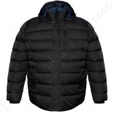 Зимняя куртка тёмно синего цвета Dekons