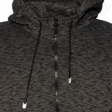 Тёплая (зимняя) толстовка чёрного цвета Big Team 1
