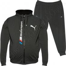Трикотажный спортивный костюм серого цвета BIG TEAM