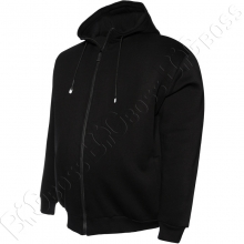 Тёплый (зимний) спортивный костюм чёрного цвета Big Team 3