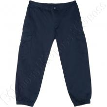 Осенние штаны на манжетах Dekons