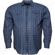 Фланелевая рубашка на молнии Olser