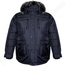 Зимняя куртка прямого кроя Olser