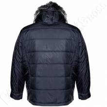 Зимняя куртка прямого кроя Olser 4