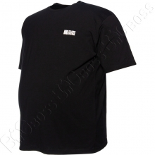 Футболка чёрного цвета Big Team 2