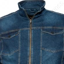 Джинсовая куртка на тонкой подкладке Olser 1