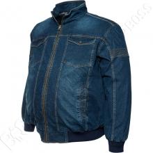 Джинсовая куртка на тонкой подкладке Olser 2