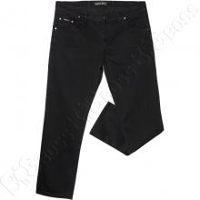 Летние тонкие джинсы чёрного цвета Dekons