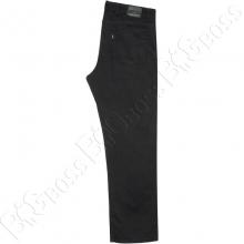 Летние тонкие джинсы чёрного цвета Dekons 3