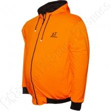 Олимпийка с капюшоном оранжевого цвета Big Team 2
