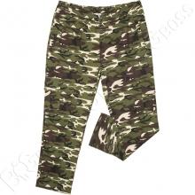 Трикотажные штаны защитной расцветки Big Team