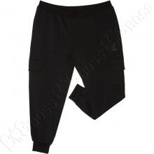 Трикотажные спортивные штаны с боковыми карманами Big Team