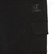 Трикотажные спортивные штаны с боковыми карманами Big Team 2