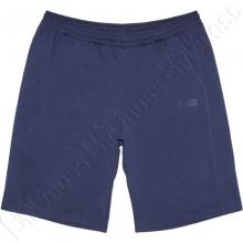 Трикотажные шорты цвета джинс  Big Team