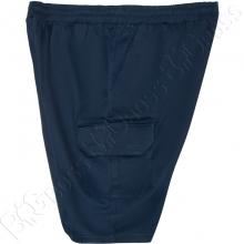 Весенний костюм (коттон) тёмно синего цвета Big Team  7