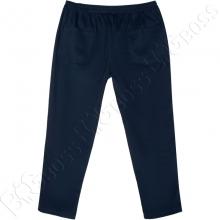 Весенний костюм (коттон) тёмно синего цвета Big Team  6