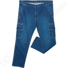 Осенние джинсы с накладными карманами Dekons