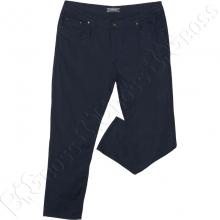 Летние штаны тёмно синего цвета (по бокам на резинке) Miele