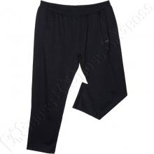 Трикотажные спортивные штаны тёмно синего цвета Annex