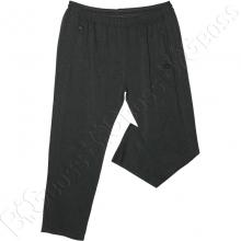 Трикотажные спортивные штаны серого цвета Annex
