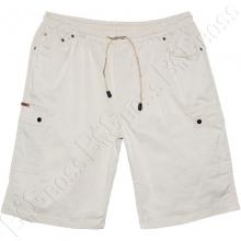 Коттоновые шорты бежевого цвета Miele