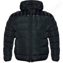 Зимняя куртка тёмно синего цвета Olser
