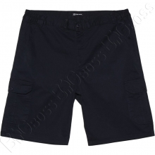 Коттоновые шорты тёмно синего цвета Edelvays