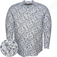 Рубашка длинный рукав в декор Big Team