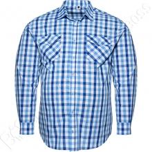 Рубашка в клетку Big Team