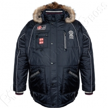 Зимняя куртка (АЛЯСКА) прямого кроя Olser