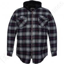 Тёплая рубашка с капюшоном Dekons