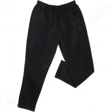 Тёплые (зимние) спортивные штаны тёмно синего цвета Annex