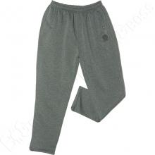 Тёплые (зимние) спортивные штаны серого цвета Annex