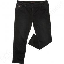 Осенние джинсы чёрного цвета Ramon Miele